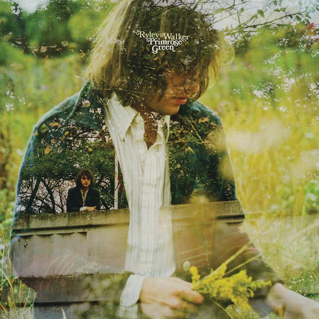 Ryley Walker PRIMROSE GREEN Vinyl Record