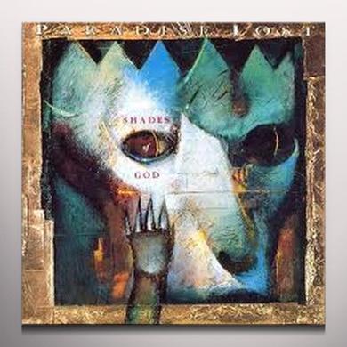 Paradise Lost SHADES OF GOD Vinyl Record - Clear Vinyl