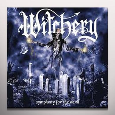 Witchery SYMPHONY FOR THE DEVIL Vinyl Record