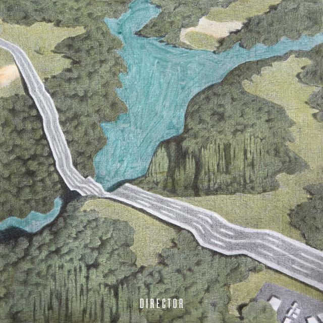 YONATAN GAT DIRECTOR Vinyl Record - Colored Vinyl