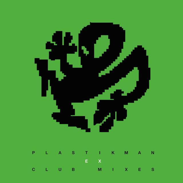 Plastikman EX CLUB MIXES Vinyl Record