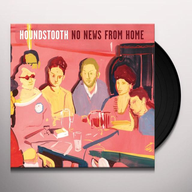 Houndstooth NO NEWS FROM HOME Vinyl Record