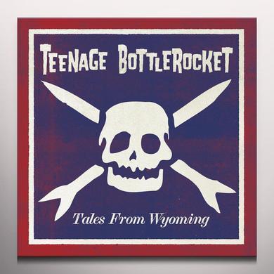 Teenage Bottlerocket TALES FROM WYOMING (BONUS CD) Vinyl Record - Colored Vinyl