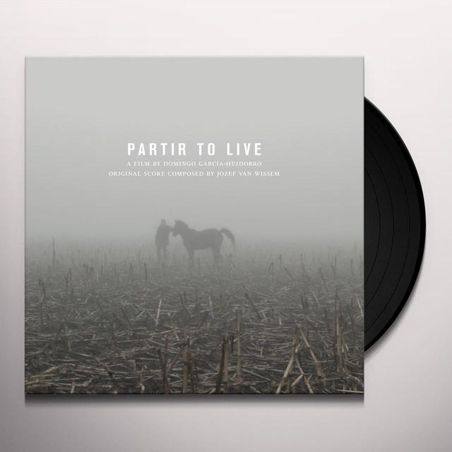 Josef Van Wissem / Domingo Garcia Huidobro PARTIR TO LIVE / O.S.T. Vinyl Record