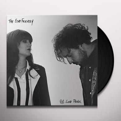ECHO FRIENDLY LOVE PANIC Vinyl Record