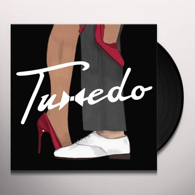 Tuxedo / Mayer Hawthorne / Jake One TUXEDO Vinyl Record - Digital Download Included