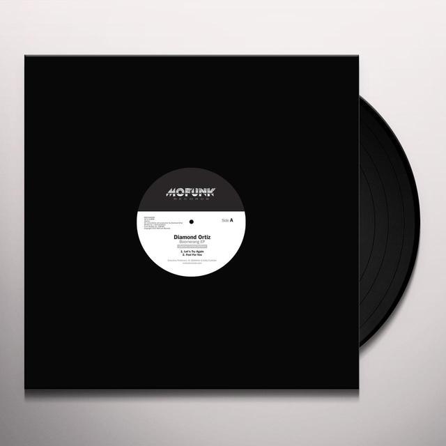DIAMOND ORTIZ BOOMERANG (EP) Vinyl Record