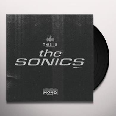 THIS IS THE SONICS Vinyl Record