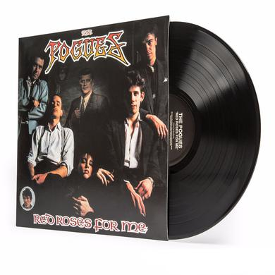 Pogues RED ROSES FOR ME Vinyl Record