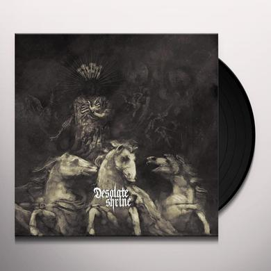 Desolate Shrine HEART OF THE NETHERWORLD Vinyl Record