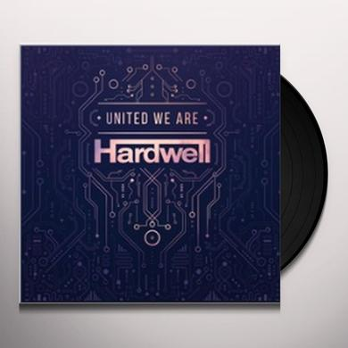 Hardwell UNITED WE ARE Vinyl Record - UK Import