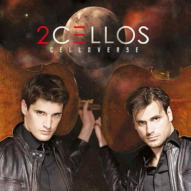 2CELLOS CELLOVERSE Vinyl Record - Holland Import