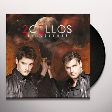 2CELLOS CELLOVERSE Vinyl Record - Holland Import