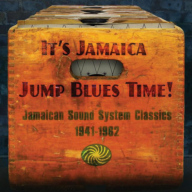 IT'S JAMAICA JUMP BLUES TIME / VARIOUS (UK) IT'S JAMAICA JUMP BLUES TIME / VARIOUS Vinyl Record - UK Import