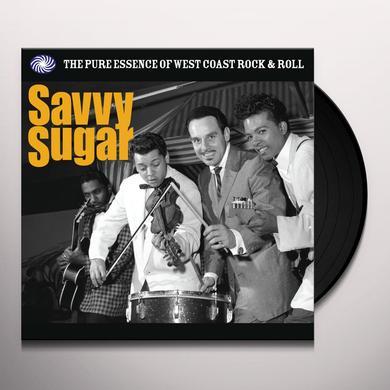 SAVVY SUGAR / VARIOUS (UK) SAVVY SUGAR / VARIOUS Vinyl Record - UK Release
