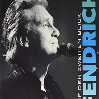 Rainhard Fendrich AUF DEN ZWEITEN BLICK Vinyl Record