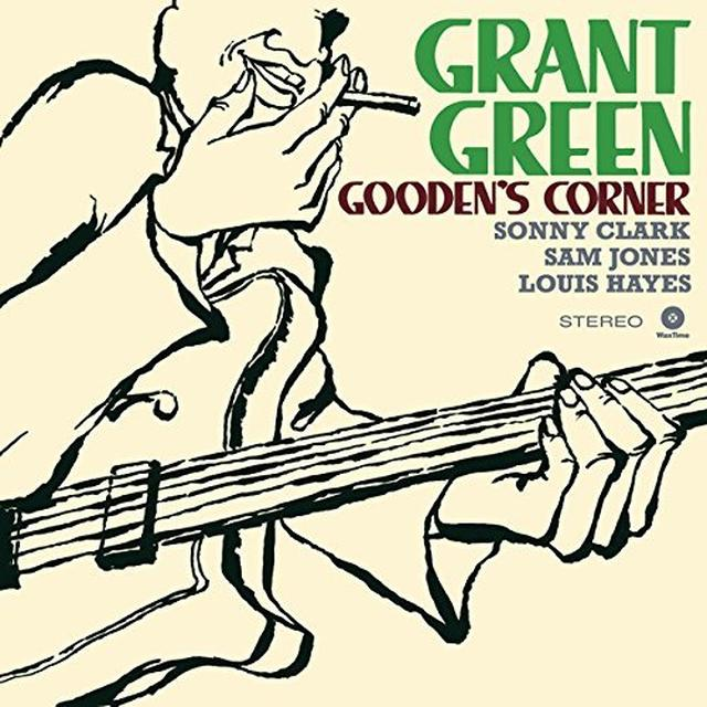 Grant Green GOODEN'S CORNER Vinyl Record - Spain Import