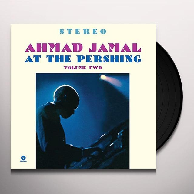 Ahmad Jamal AT THE PERSHING VOL. 2 Vinyl Record