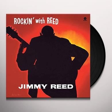Jimmy Reed ROCKIN' WITH REED Vinyl Record - Spain Release
