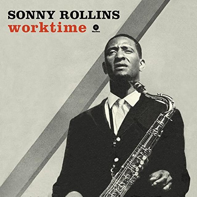 Sonny Rollins WORKTIME Vinyl Record