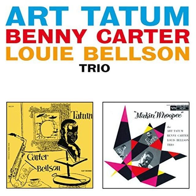 Art Tatum with Buddy DeFranco ART TATUM-BUDDY DE FRANCO QUARTET Vinyl Record