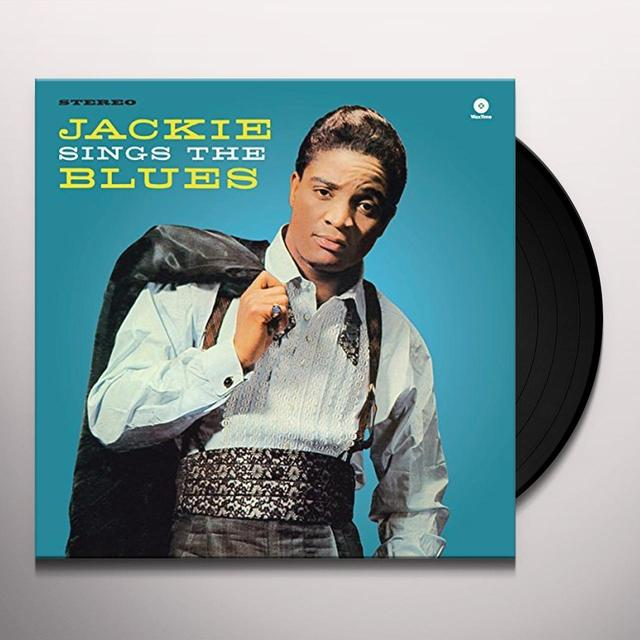 Jackie Wilson JACKIE SINGS THE BLUES Vinyl Record - Spain Import