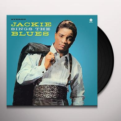 Jackie Wilson JACKIE SINGS THE BLUES Vinyl Record - Spain Release