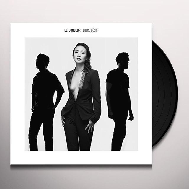 Le Couleur DOLCE DESIR Vinyl Record - Canada Import