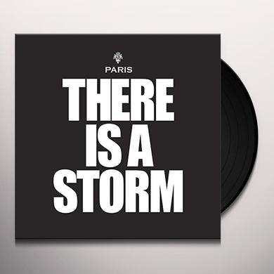 Paris THERE IS A STORM Vinyl Record