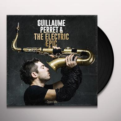 Guillaume Perret OPEN Vinyl Record