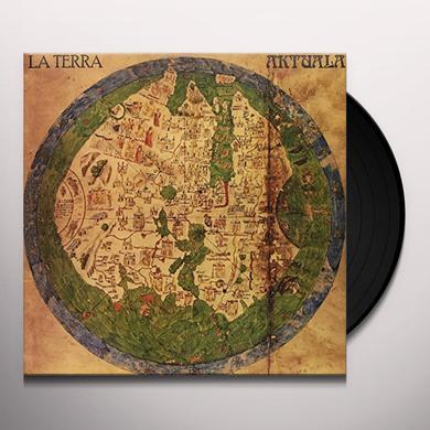 AKTUALA LA TERRA Vinyl Record - Italy Import