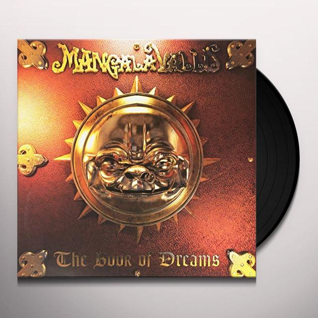 MANGALA VALLIS BOOK OF DREAMS (BONUS CD) Vinyl Record - Italy Import