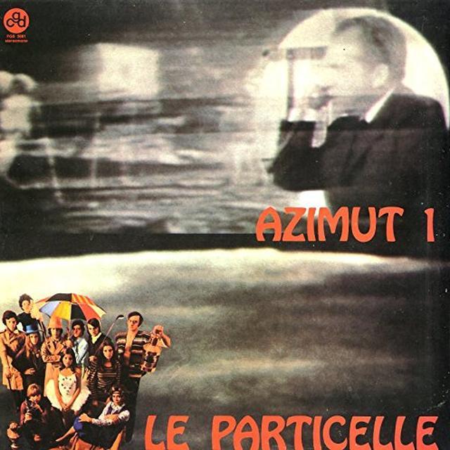 PARTICELLE AZIMUT 1 Vinyl Record