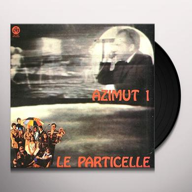 PARTICELLE AZIMUT 1 Vinyl Record - Italy Import