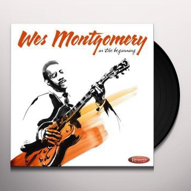 Wes Montgomery IN THE BEGINNING Vinyl Record - UK Import