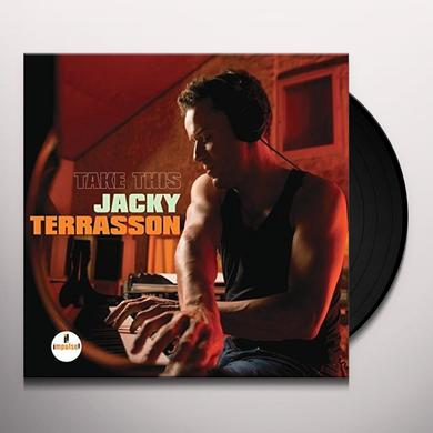 Jacky Terrasson TAKE THIS Vinyl Record - UK Import
