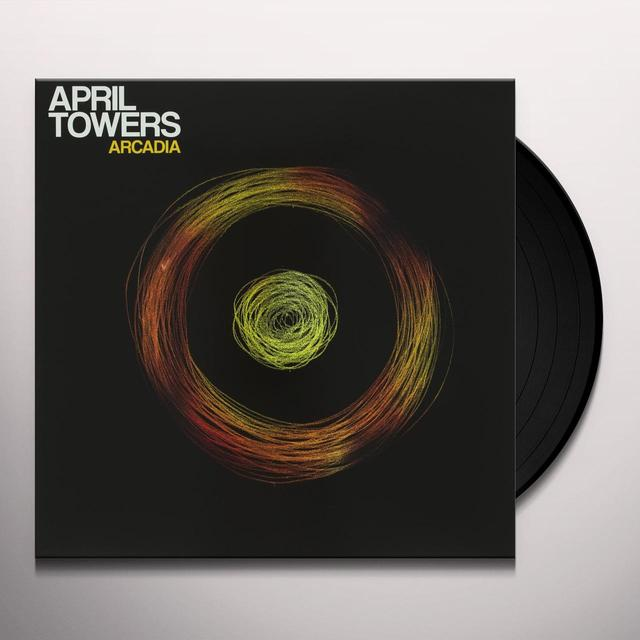 APRIL TOWERS ARCADIA / NO CORRUPTION Vinyl Record - UK Import
