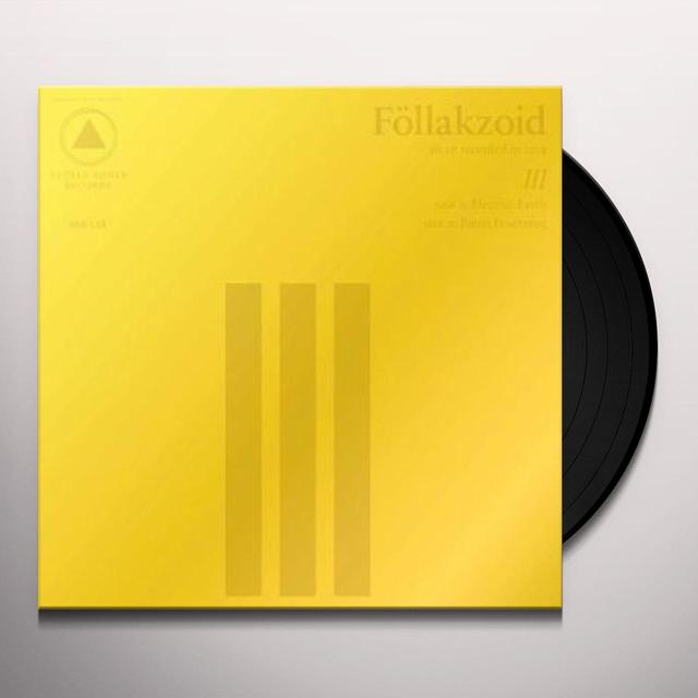 Follakzoid III Vinyl Record - UK Release