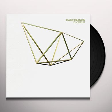 RAKETKANON FLORENT Vinyl Record - UK Import