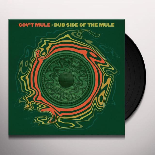Govt Mule DUB SIDE OF THE MULE Vinyl Record