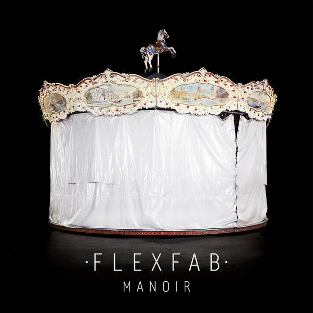 FlexFab MANOIR Vinyl Record - w/CD