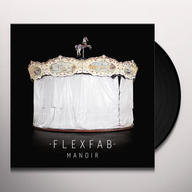 FlexFab MANOIR Vinyl Record - w/CD