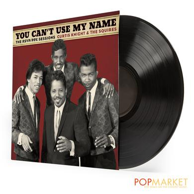 Curtis Knight / Squires / Jimi Hendrix YOU CAN'T USE MY NAME Vinyl Record