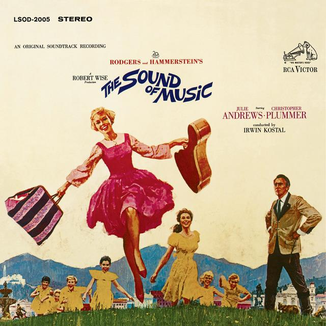 SOUND OF MUSIC / VARIOUS (OGV) SOUND OF MUSIC / VARIOUS Vinyl Record - 180 Gram Pressing