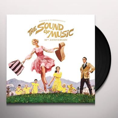SOUND OF MUSIC 50TH ANNIVERSARY EDITION / VARIOUS Vinyl Record