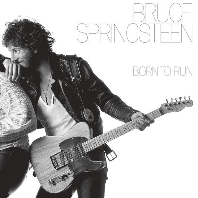 Bruce Springsteen BORN TO RUN Vinyl Record - Gatefold Sleeve, 180 Gram Pressing