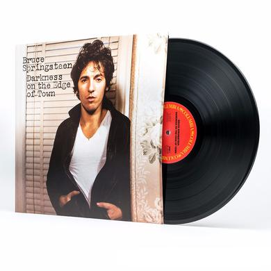 Bruce Springsteen DARKNESS ON THE EDGE OF TOWN Vinyl Record