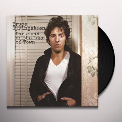 Bruce Springsteen DARKNESS ON THE EDGE OF TOWN Vinyl Record - 180 Gram Pressing