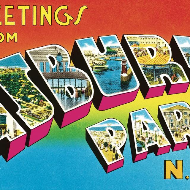 Bruce Springsteen GREETINGS FROM ASBURY PARK N.J. Vinyl Record