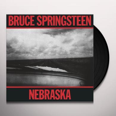 Bruce Springsteen NEBRASKA Vinyl Record